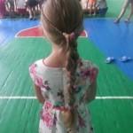 У нас в летнем лагере был конкурс причесок!!!